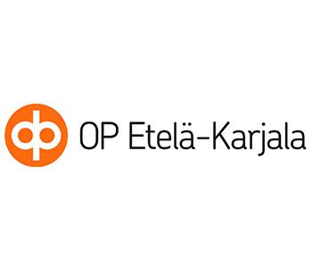 OP Etelä-Karjala logo